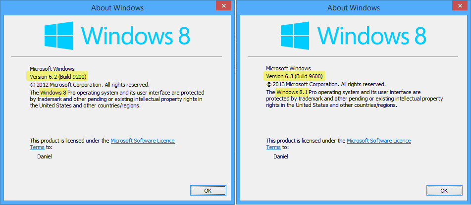 Product key for windows 8.1 pro build 9600 64 bit 2013